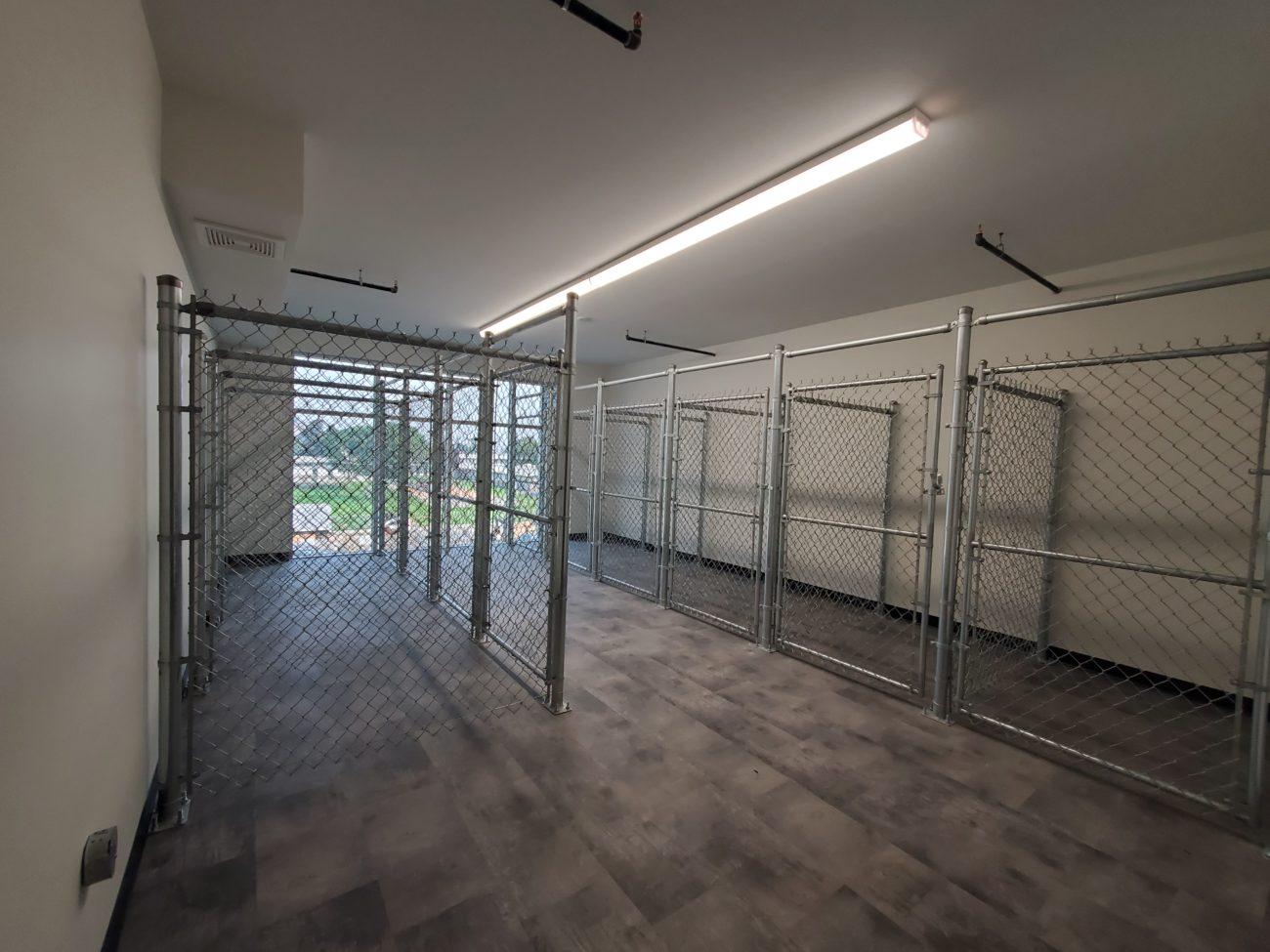 York Avenue Apartments – Storage Lockers